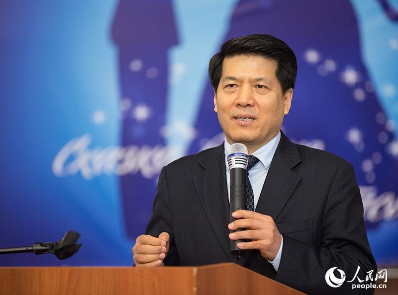 Посол КНР в РФ Ли Хуэй