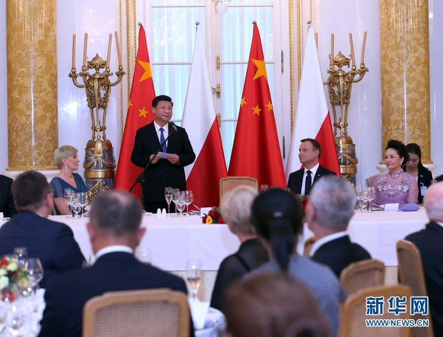 Le président chinois convié à un dîner d