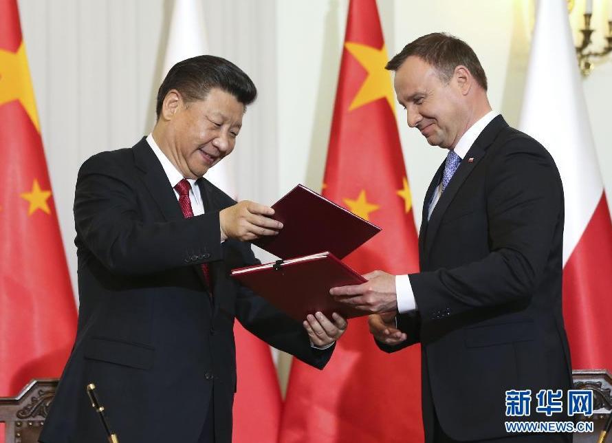 Les relations entre la Chine et la Pologne seront renforcées