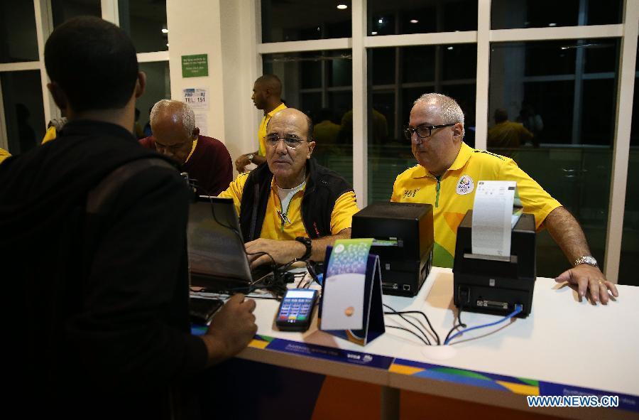 Les billets pour les JO en vente dans les magasins de Rio