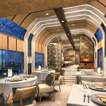 The Japan Railway Company plans to debut its new luxury train in 2017.