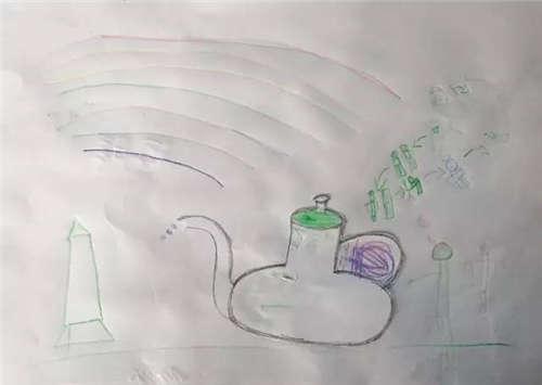 儿童画画大全杯子简单漂亮