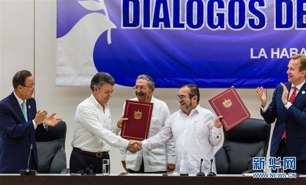 La presidenta de Chile dice que fuerzas armadas chilenas acompañarán proceso de paz en Colombia