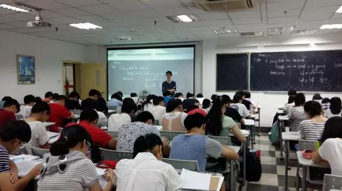 单挑200人大班,更在网络课堂实现千人同步收听!