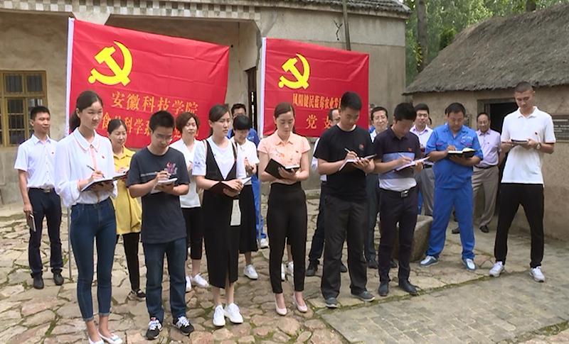 一堂特殊的党课,一次与众不同的经历,让郑宏伟深感肩上的担子更重了。