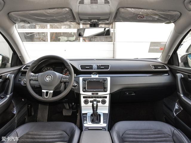 2016款大众迈腾-大众三款中级车导购 速派 迈腾 帕萨特高清图片