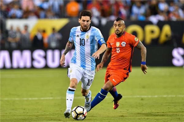 Chile edge Argentina for Copa America title