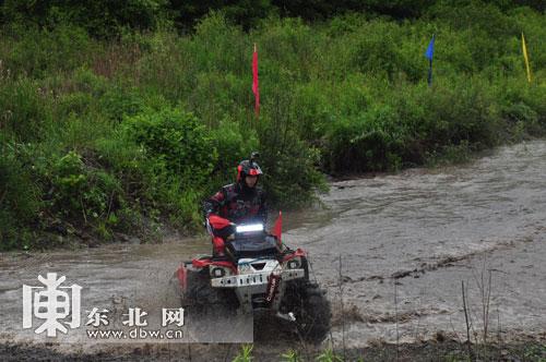 Китайско-российские соревнования для экстремалов прошли в Суйфэньхэ