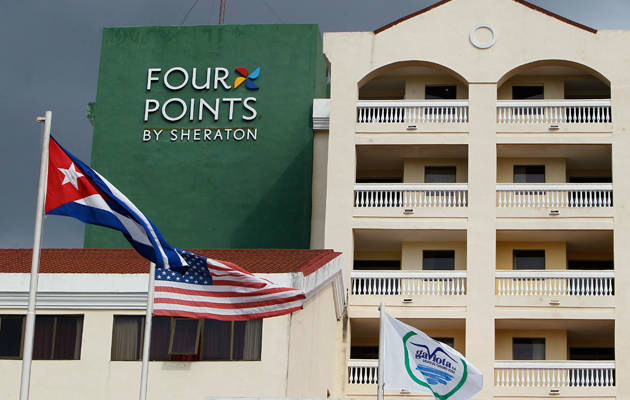Starwood inaugura su primer hotel en La Habana