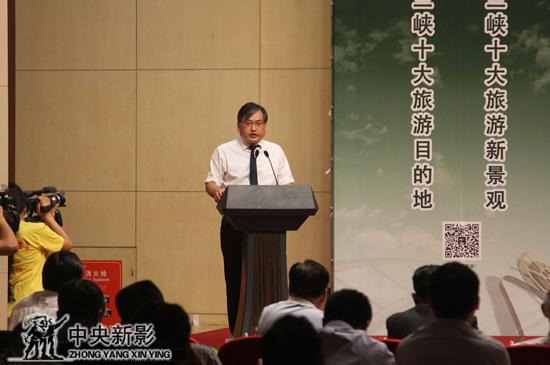 国际旅游投资协会总干事王琪先生谈新三峡旅游前景