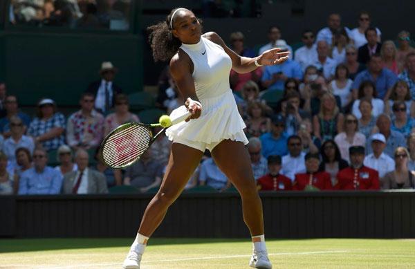 Serena Williams ganó su séptimo y suma su título número 22 — Wimbledon