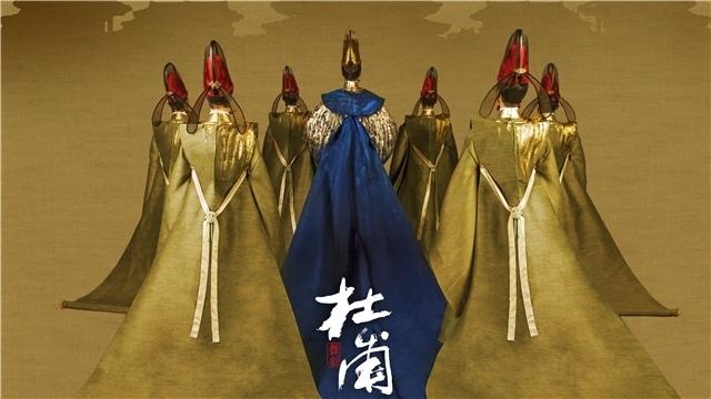 重庆歌舞团原创舞剧《杜甫》