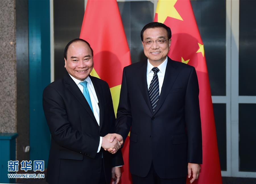 Li Keqiang : les litiges doivent être résolus au travers de négociations