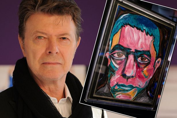 More than 200 pieces from David Bowie