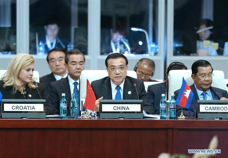 La croissance économique de la Chine répond aux attentes (PM chinois)