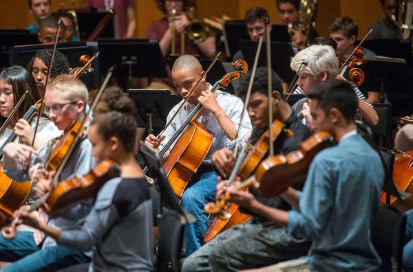 美国国家青年管弦乐团二团