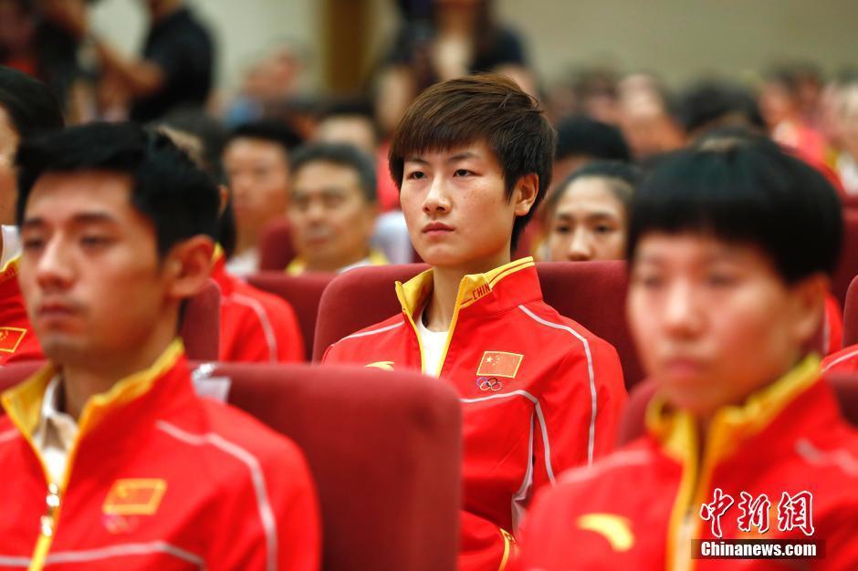 416 athlètes chinois à Rio