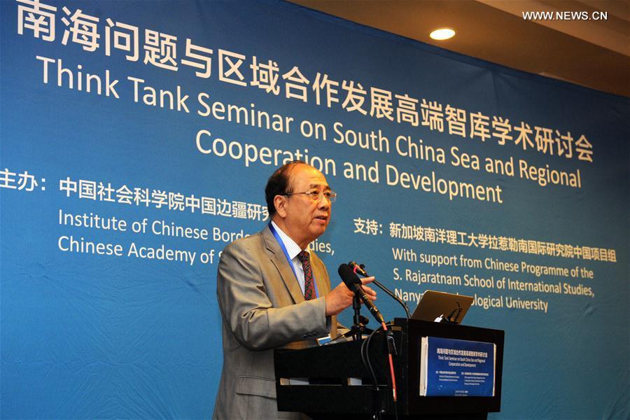 Mer de Chine méridionale : la Chine prône à nouveau un retour à la table des négociations