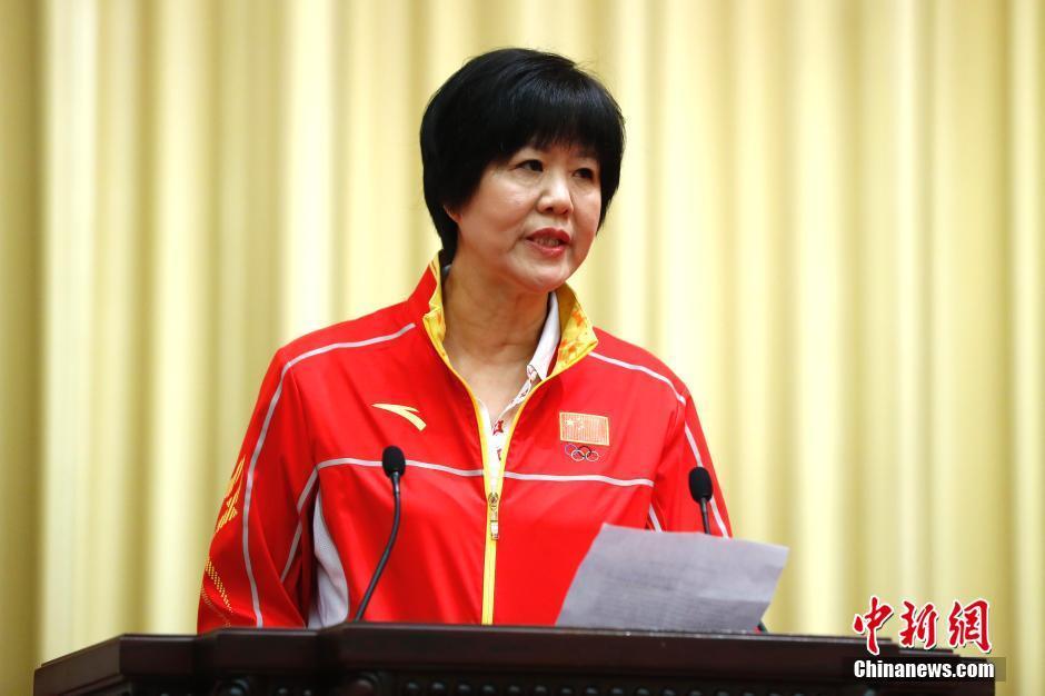 Китай в Рио-де-Жанейро представят 416 спортсменов