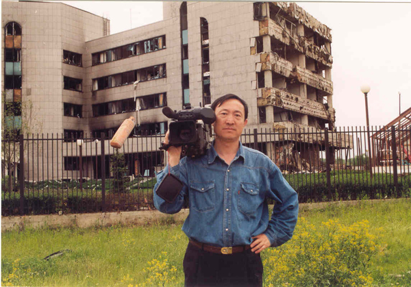忘初心】亲历北约炸馆事件呼俄台老党员王晓琨
