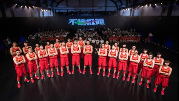 China basketball marks 20-year partnership with Nike