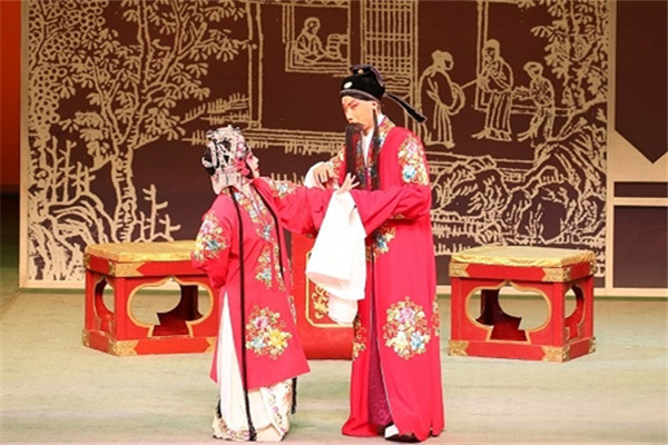 In Beijing, the Shanghai Kunqu Opera Troupe kicked off their world tour over the weekend with Tang