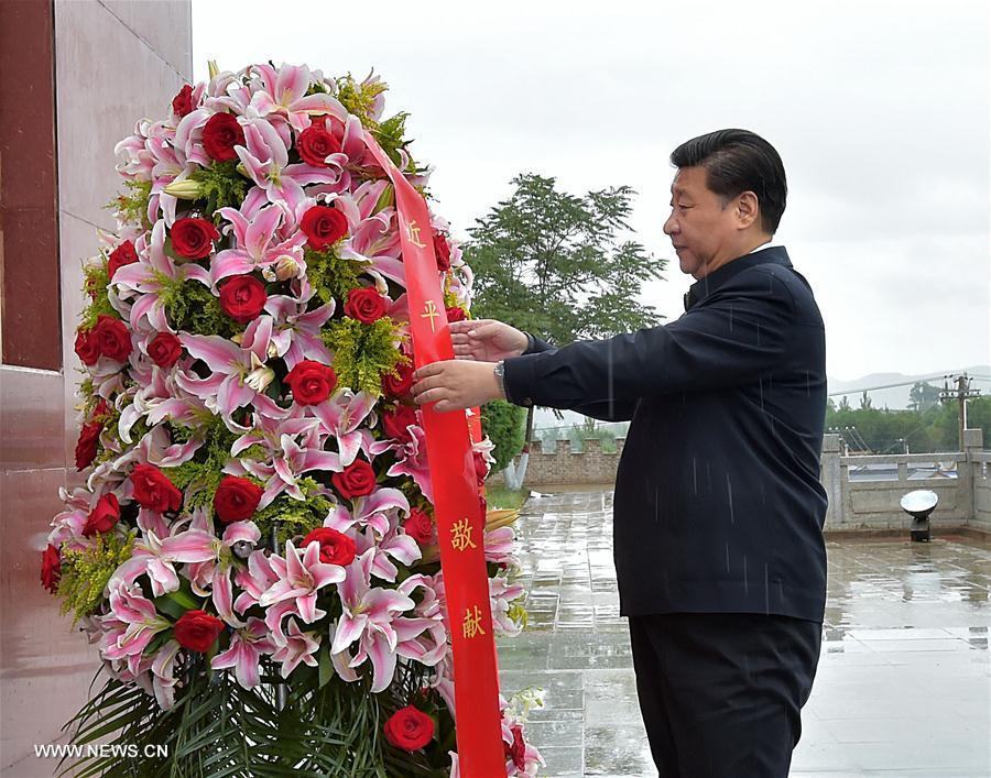 Xi Jinping appelle à un développement inclusif lors de son inspection au Ningxia