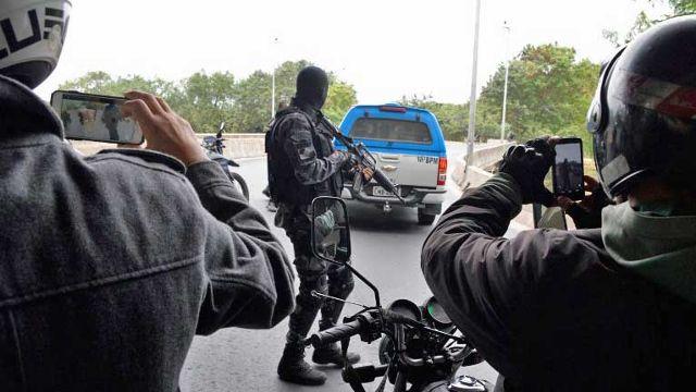 Le Brésil arrête un groupe planifiant un attentat terroriste