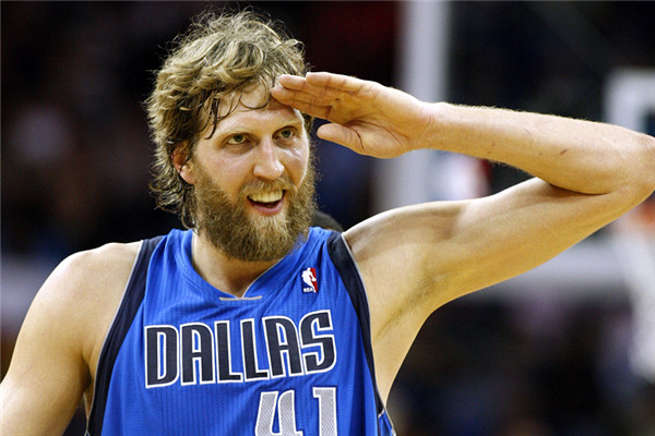 Dirk Nowitzki is getting a big raise from the Mavericks.