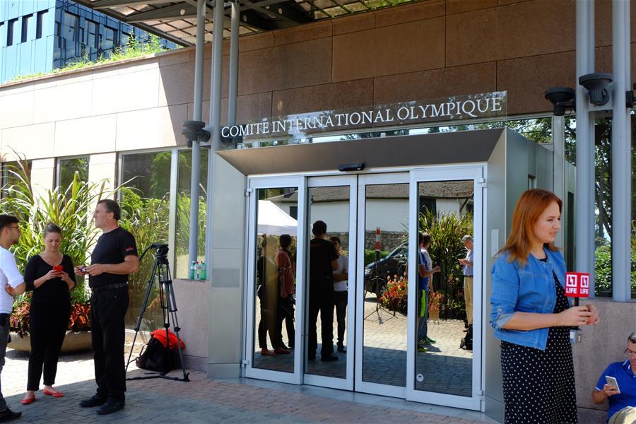 Les athlètes russes pourront participer aux Jeux de Rio