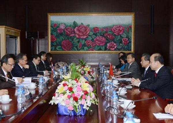 La Chine et la Thaïlande pour un retour des Philippines au dialogue