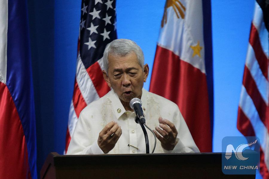 Les Philippines souhaitent des discussions bilatérales avec la Chine