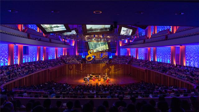 大剧院古典音乐频道特别音乐会