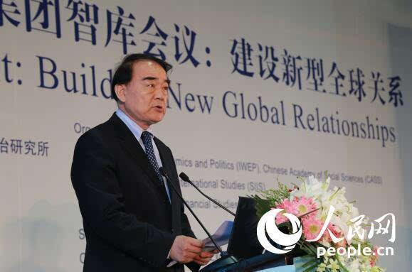 Ли Баодун, Замминистра иностранных дел КНР