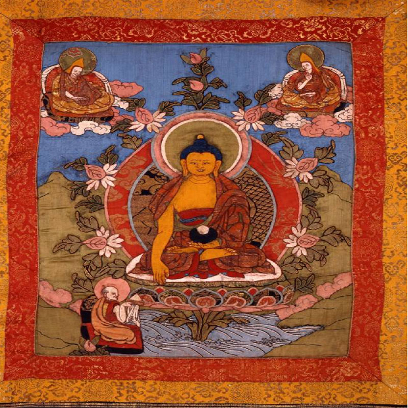 Potala Palace in Tibet is so rich with history and art, that exactly how many Thangka paintings, Buddha figures and other cultural relics it houses was a mystery.