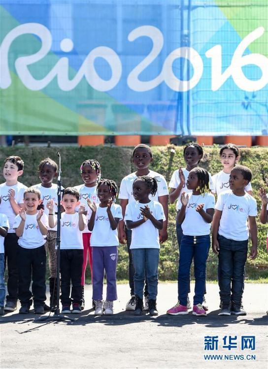 Томас Бах открыл фреску олимпийского перемирия