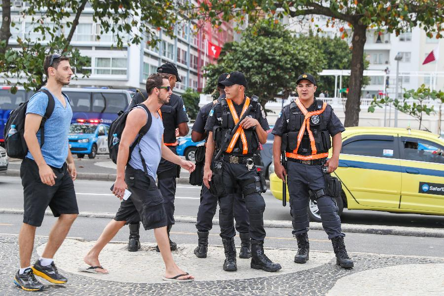 Close to 14,000 officers from Rio