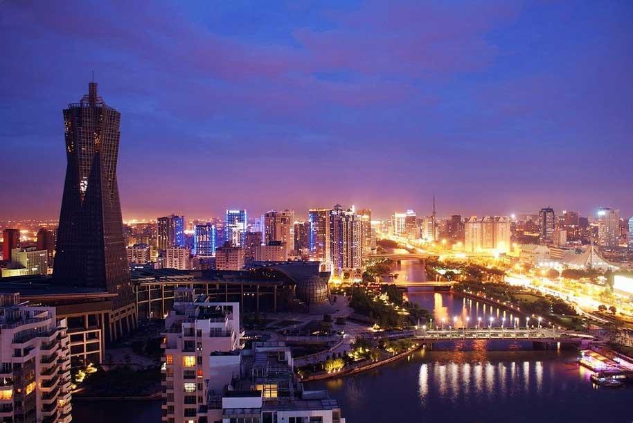 Город Ханчжоу