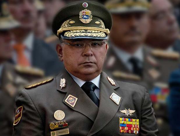 Maduro nombra oficial del ejército como ministro del Interior