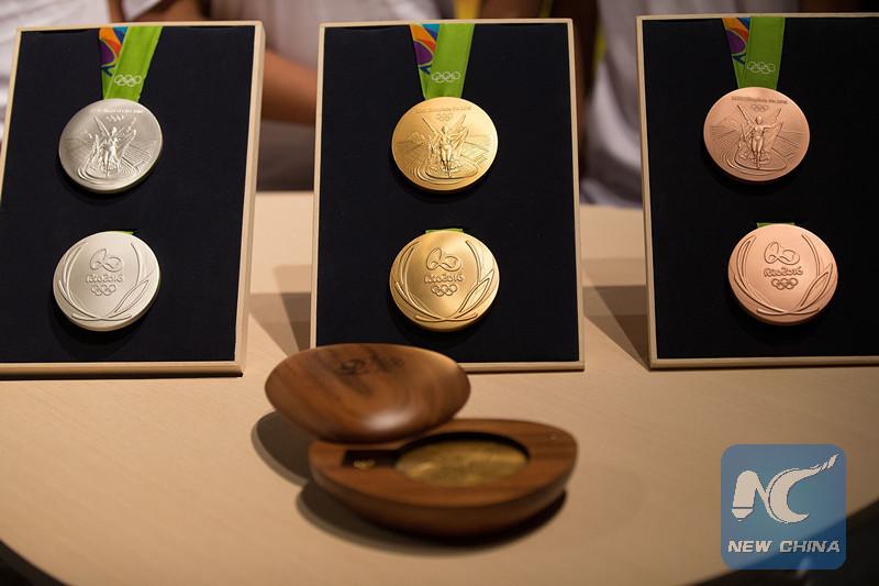 10 choses à savoir sur les médailles olympiques de Rio