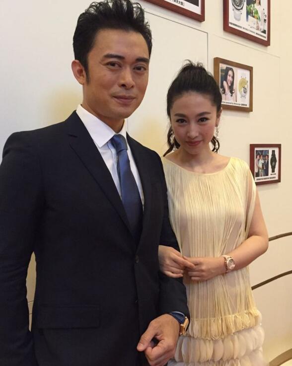 樊少皇和妻子贾晓晨