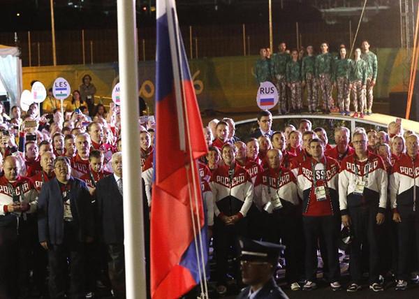 Le CIO autorise 70 pourcent des athlètes russes à participer