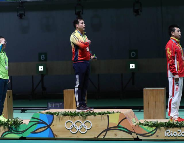 Le Viêt Nam remporte sa première médaille d