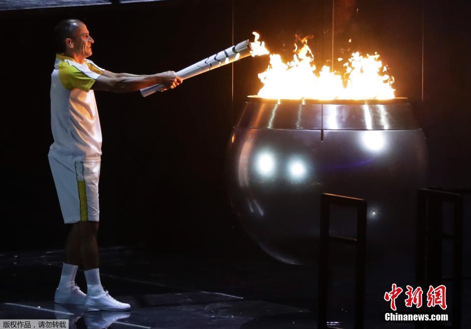 Rio:80 000 spectateurs présents dans le mythique stade de Maracana qui brille de tous ses feux