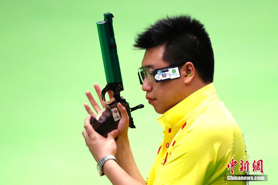 La Chine obtient une médaille d'argent et trois de bronze le premier jour