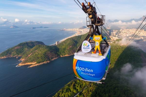 Les bénévoles participent aux Jeux olympiques de Rio