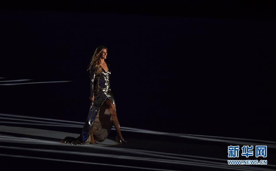 انطلاق حفل افتتاح أولمبياد ريو دي جانيرو في ملعب ماراكانا