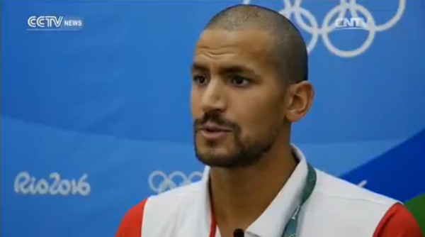 Interview with Oussama Mellouli: Tunisian topped podium in different events in Beijing & London