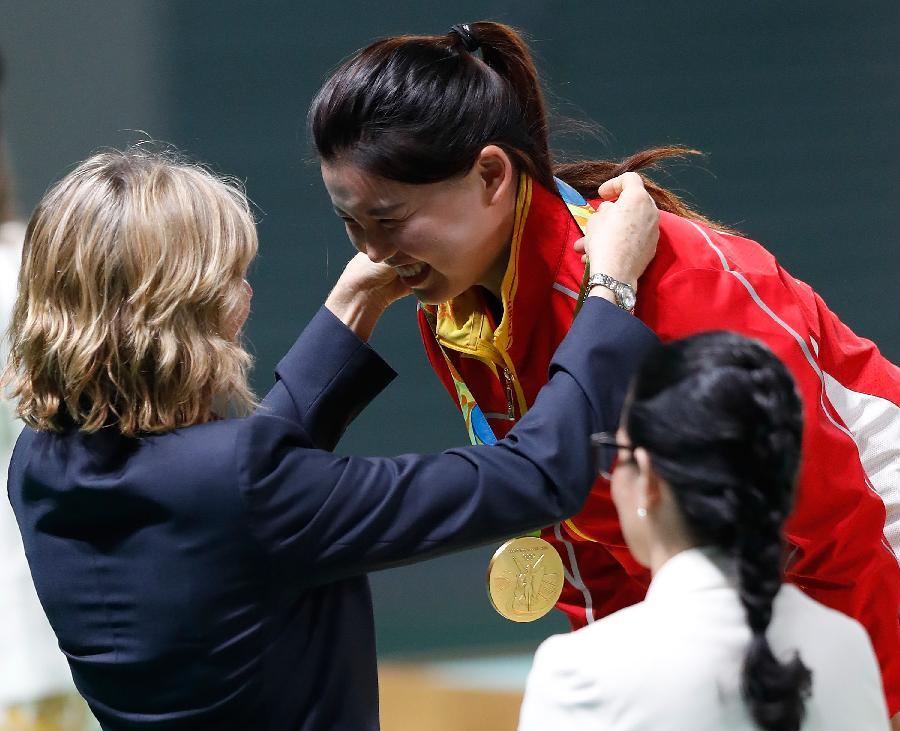 La Chine remporte 3 médailles d