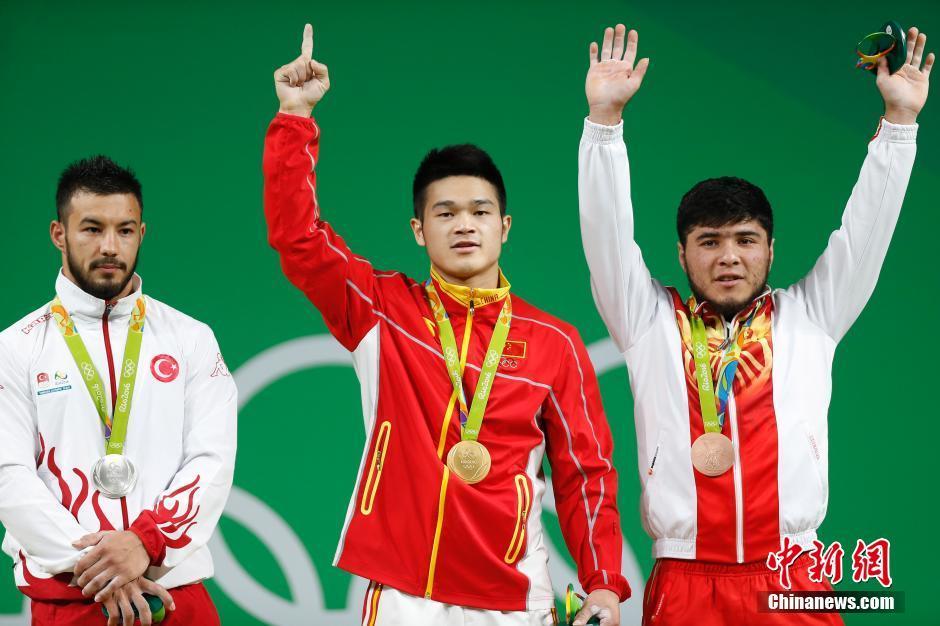 Deng Wei remporte l